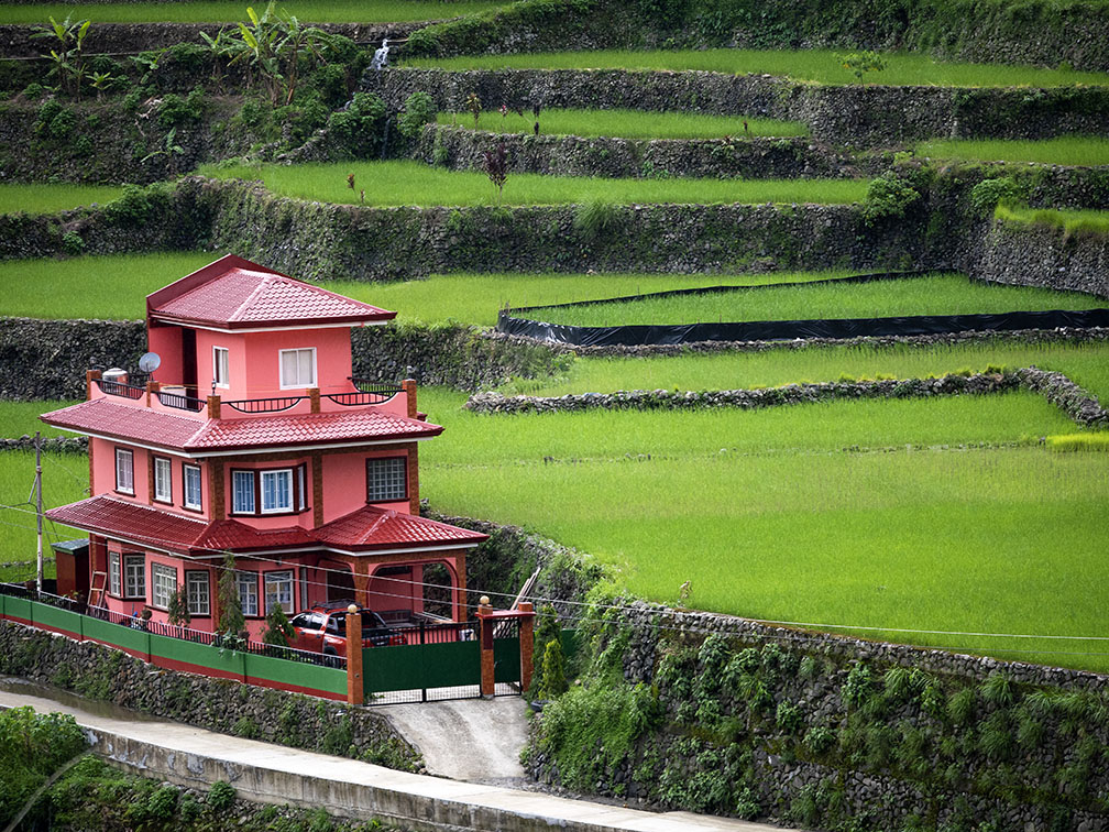Bangaan Rice Terraces Viewpoint